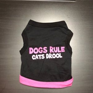 XSmall Pet Shirt